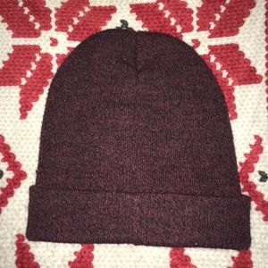 All Time Low Official red Beanie